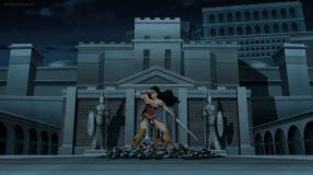 Wonder Woman-Time For A Titanic Throwdown!