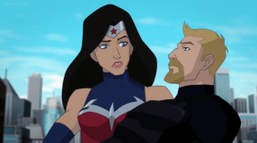 Wonder Woman-Timely Save!