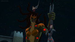 Wonder Woman-You Need A Hair-Cut, Medusa!