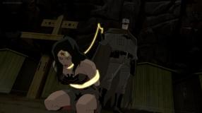 Batman-Wonder Woman Is Under My Control!