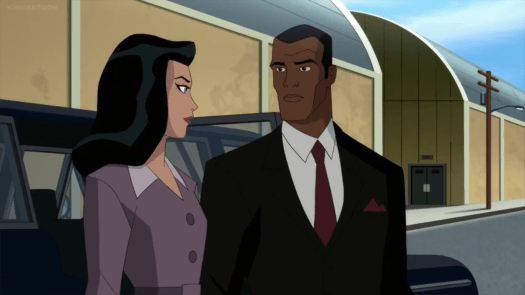 Jimmy Olsen-You & Lex Are Really Close, Lois!