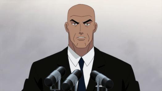 Lex Luthor-Intellectual Leader!