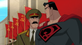 Petrovich-You're Our Soviet Symbol, Superman!