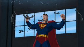 Superior Man-A Lean, Mean Patriotic Machine!