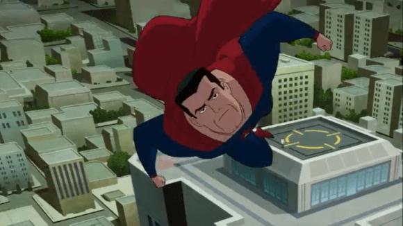 Superior Man-Here I Come, Commie Scum!