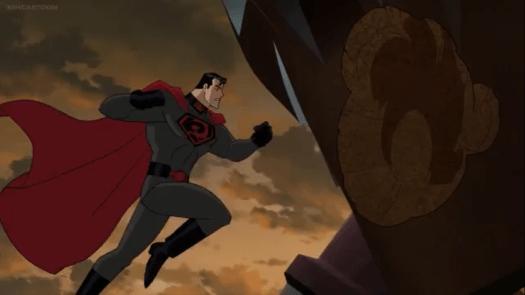 Superman-A Clash Of Man & Machine!