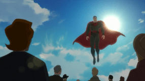 Superman-Let My Country Free You!