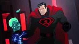 Superman-Man Over Machine!