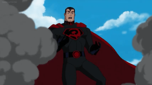Superman-No!