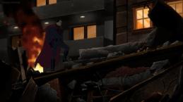 Superman-Unwanted Destruction Upon My Land!