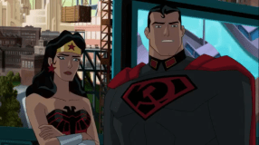 Superman-Welcome To My Soviet Epicenter, Diana!