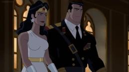 Superman-We're Similarly Powerful, Diana!