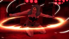 Wonder Woman-Free From Hephaestus' Bond!