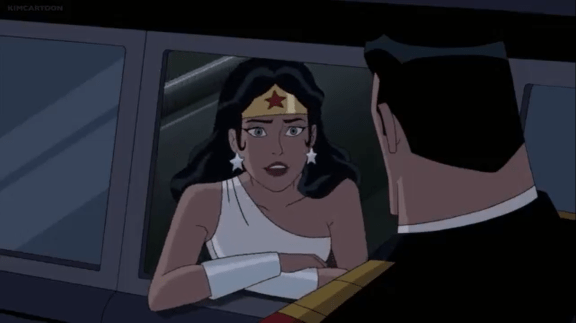 Wonder Woman-Let Me Erase Both Sides' Fear & Doubt!