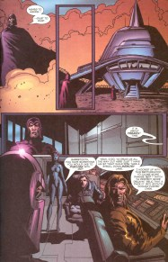 Magneto Prequel-Back Aboard With My Brotherhood!