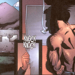Wolverine Prequel-Who's Knocking At My Door!