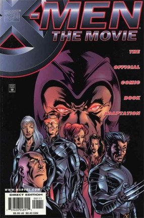 X-Men Movie Adaptation!