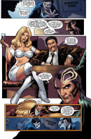 X-Men First Class-The High Hand-Devious Tasks Out In Front & In Back!