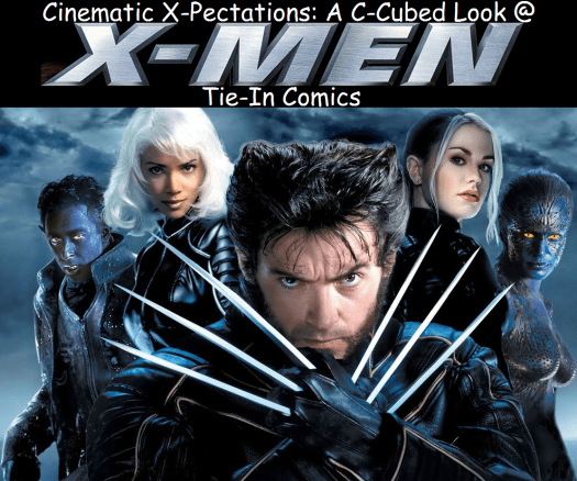 X-Men Movie Comics (2)!