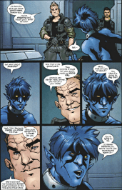 X2 Prequel Nightcrawler-Amanda Never Loved You, Mutie Freak!