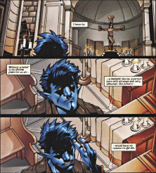 X2 Prequel Nightcrawler-Faith As My Strength!