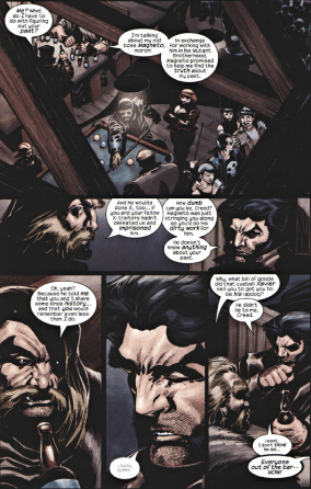 X2 Prequel Wolverine-My Mentor Was Potentially Better!