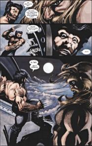 X2 Prequel Wolverine-Our Escape Just Got Tricky!