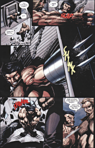 X2 Prequel Wolverine-Time For Our Jailbreak!