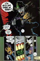 Darkman #1-Let Your Boss Know!