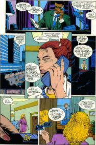 Darkman #1-Medical Secret & A New Meet-Up!