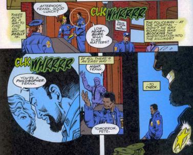 Darkman #3-Disguise Preparation!