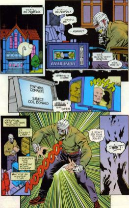 Darkman #4-Struggling With My Morals!