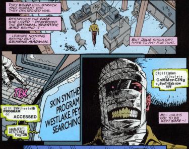 Darkman #5-Apology Preparations!