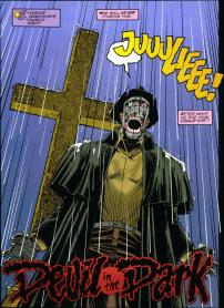 Darkman #5-What Have I Done!