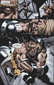 X2 Prequel Wolverine-These Chains Don't Have A Hold On Me!