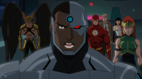 Cyborg-There's Some Major Adversaries Awaiting Us!