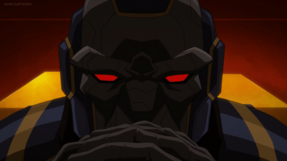 Darkseid-I'll Be Ready For You!