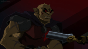 Etrigan-How My Centuries Of Battles Ends!