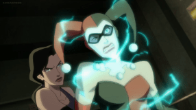 Harley Quinn-Shocked To My System!