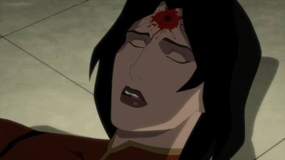 Lady Shiva-Gone Down Fighting!
