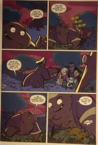 Grumpy Old Monsters #3-Let's Roam Freely!