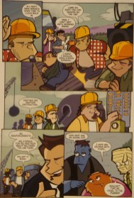 Grumpy Old Monsters #4-Opposing Men Now At Work!