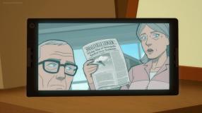Martha Kent-We're Getting Worried, Sweetie!