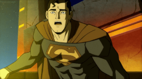 Superman-I'm Too Late To Save Him!