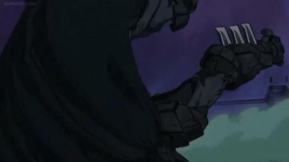 Batman-Close Escape!