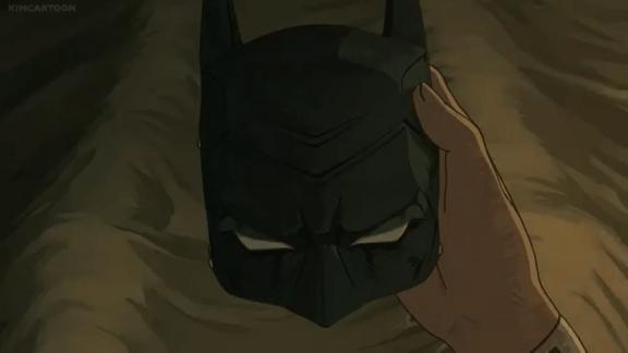 Batman-My New Mask!