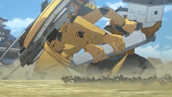 Batman-We're Up Against Mechanical Giants!