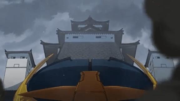 Deathstroke-Go, Go Gakuju Sharaso Castle!