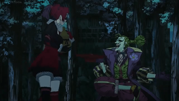 Joker-We'll Smite Our Foe Later!
