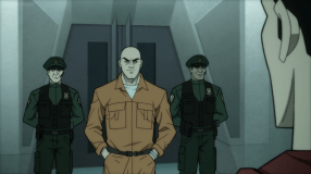 Lex Luthor-So, We Finally Meet!